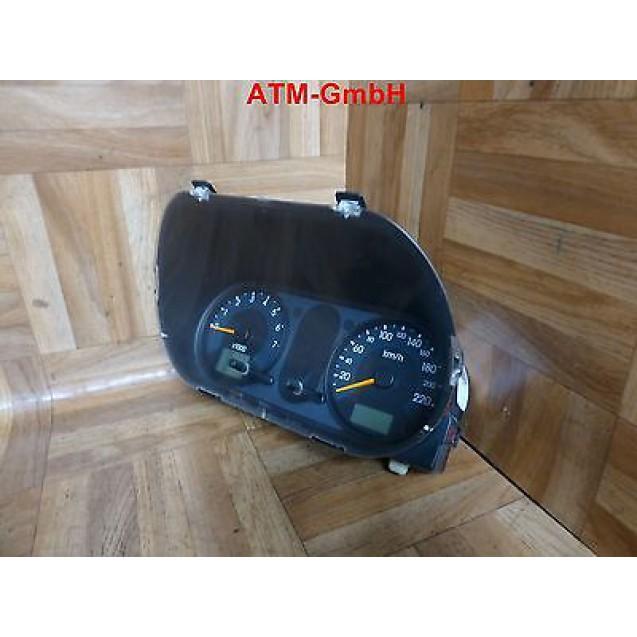 Tacho Kombiinstrument 145.600KM Ford Fusion 2S6F10849JF 172054 ab BJ 2003 BENZIN
