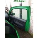 Tür rechts Beifahrertür mechanischer Fensterheber VW Golf 4 IV Farbe Grün