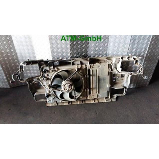 Frontmaske Schlossträger Kühler Lüfter VW Polo 6N1 1,0i 6N0805594