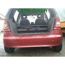 Stoßstange hinten Farbcode 483 Vulkanrot Rot Mercedes Benz A-Klasse W168 5 türig