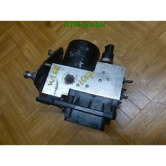 ABS Hydraulikblock Mercedes Benz A-Klasse W168 Bosch A0034314612 0265202412
