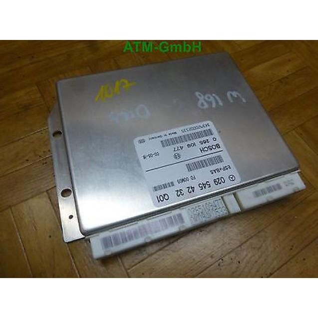 Steuergerät ESP BAS Mercedes Benz A-Klasse 170 CDI Bosch 0295454232 0265109477