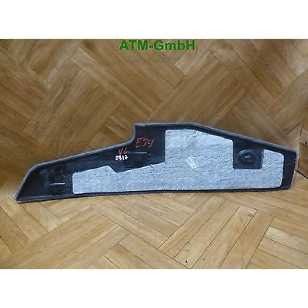 Verkleidung Mittelkonsole Fußraum Teppich BMW E39 5er vorne links Limousine