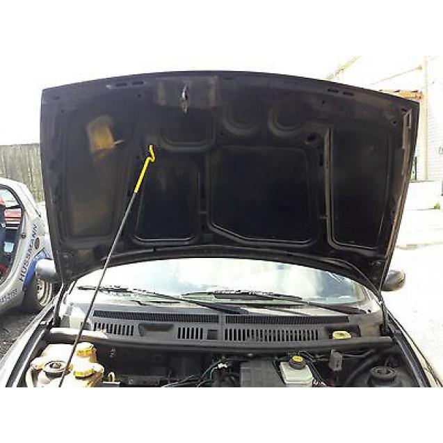 Motorhaube Ford KA Farbcode D7 Farbe Schwarz