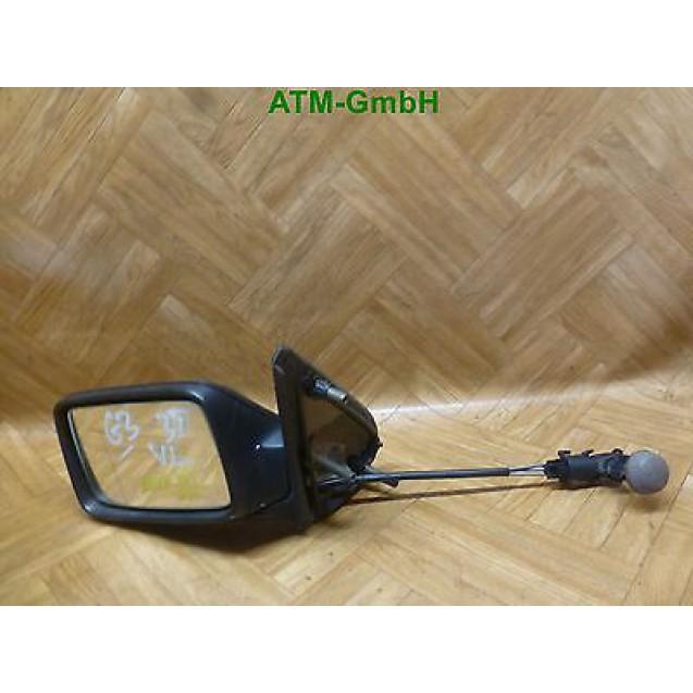 Außenspiegel Seitenspiegel VW Golf 3 III links unlackiert mechanisch 1H1857501A
