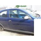 Tür Opel Corsa C 3 türig rechts Farbcode Z21B 4CU Farbe Blau Ultrablau