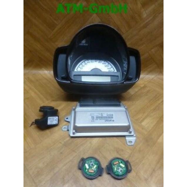 Tacho Kombiinstrument Steuergerät WFS Smart FORTWO Coupe 451 Bosch A1329000200