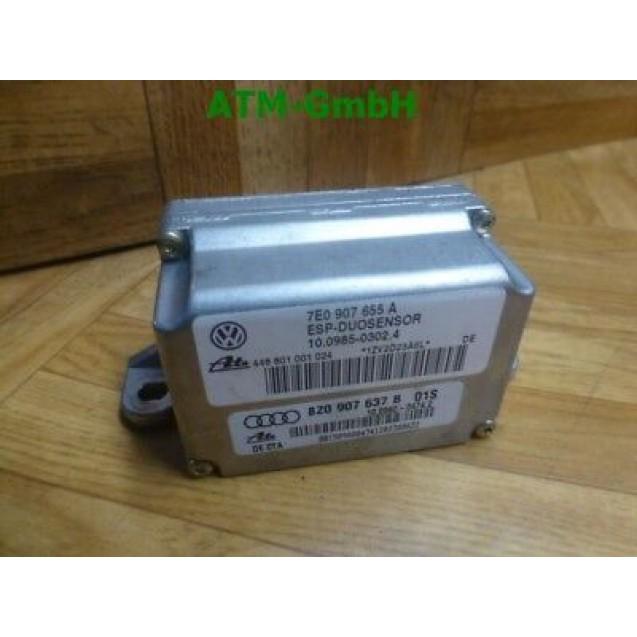ESP Duosensor YAW Audi A2 ATE 7E0907655A 10.0985-0302.4 8Z0907637B