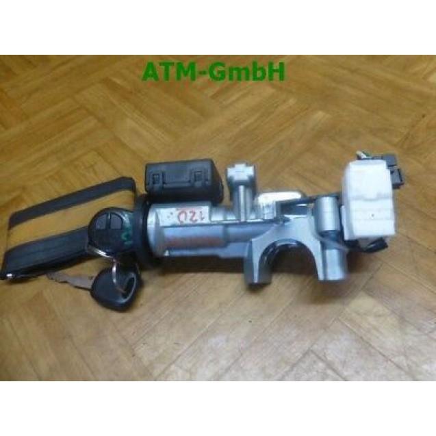 Steuergerät Zündschloss Schlüssel Opel Agila B 33920-51K20 M2 Continental