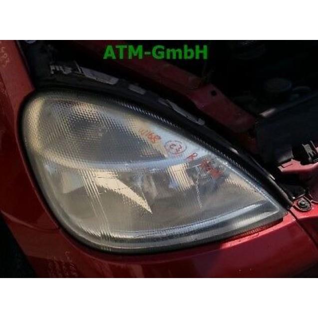 Frontscheinwerfer Scheinwerfer Mercedes Benz A-Klasse W168 rechts Beifahrerseite