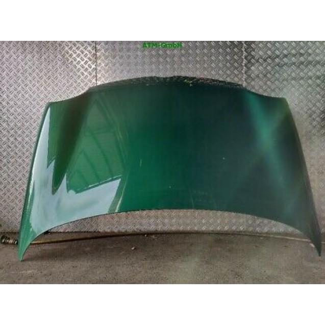Motorhaube VW Lupo Farbcode LA6N Farbe Taftgrün Grün Metallic