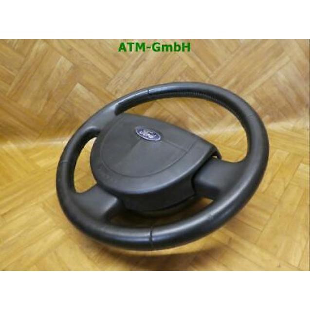 Airbagmodul Airbagsteuergerät Lenkrad Ford Fiesta 5 V 2S6T14B056BP