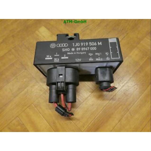 Klimasteuergerät Steuergerät VW Polo 9N SHO 1J0919506M