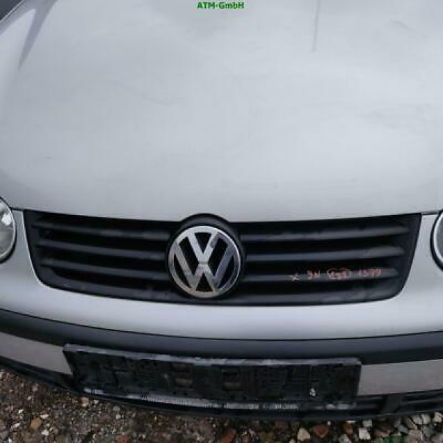 Frontgrill Kühlergrill VW Polo 9N unlackiert