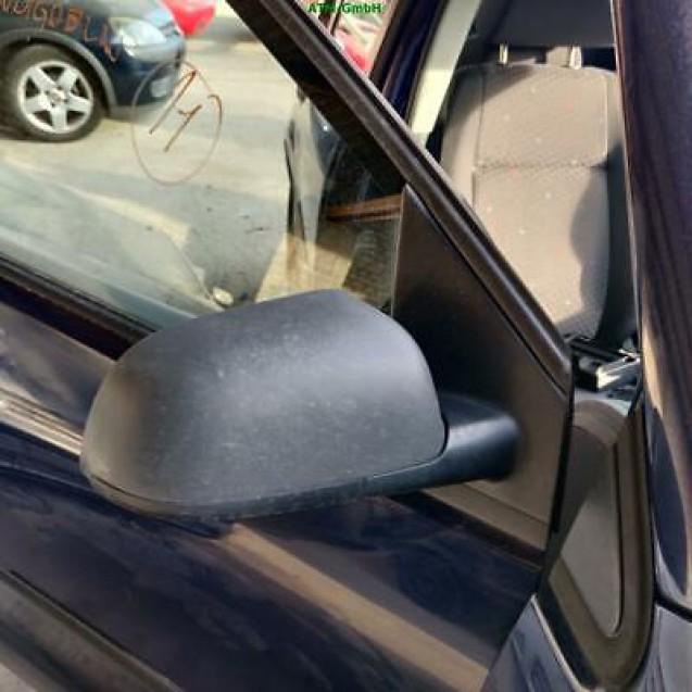 Außenspiegel Seitenspiegel VW Polo 9N rechts unlackiert elektrisch