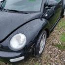 Kotflügel vorne links VW New Beettle Farbcode L041 Brillantschwarz Schwarz