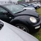Kotflügel vorne rechts VW New Beettle Farbcode L041 Brillantschwarz Schwarz