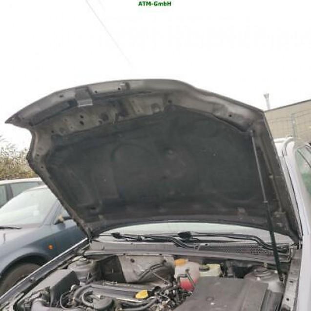 Motorhaube Opel Vectra C Farbcode Z155 Moonlandgrau Grau Metallic