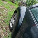 Kotflügel hinten rechts VW New Beettle Farbcode L041 Brillantschwarz Schwarz