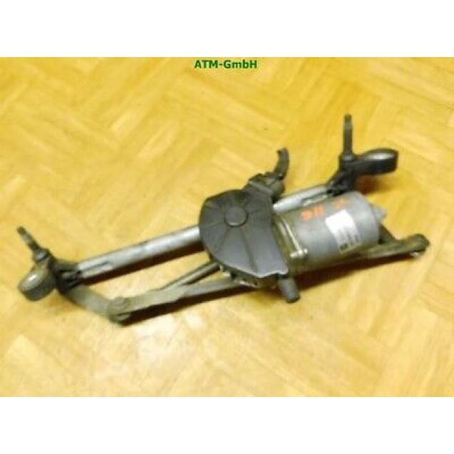Wischermotor vorne Wischergestänge Opel Corsa D GM 13182340