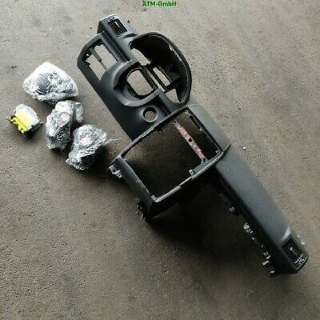 Armaturenbrett Airbagmodul Sicherheitsgurt Mercedes Benz A-Klasse W169