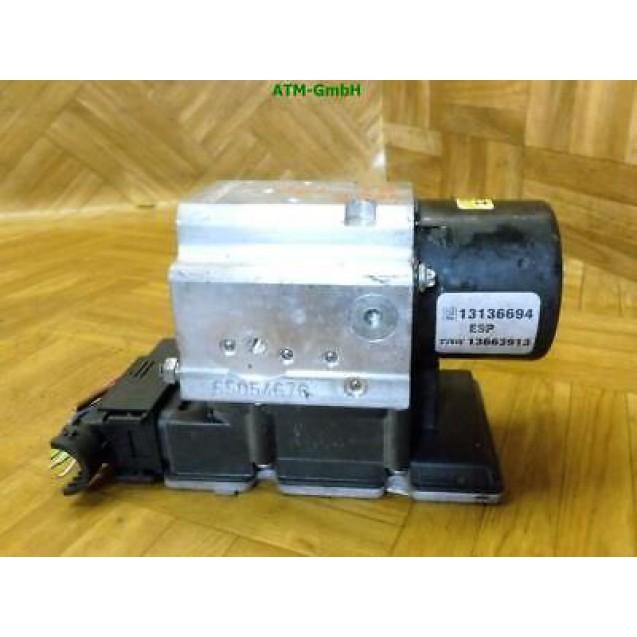 ABS Hydraulikblock ESP Opel Vectra C TRW 13136694