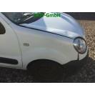 Kotflügel rechts Renault Kangoo Farbe Weiss Beifahrerseite