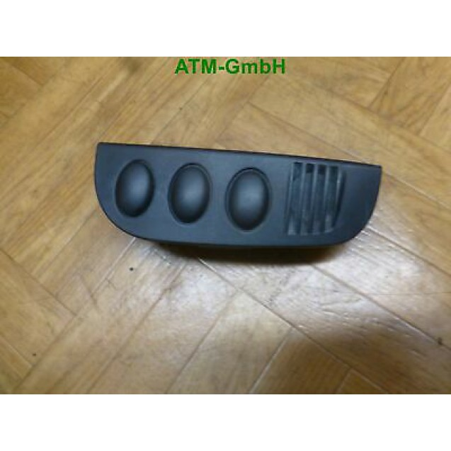 Abdeckung Schalterleiste Blindschalter Blende Citroen C3 Pluriel 96405773XT