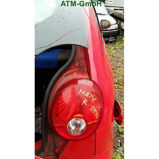 Bremsleuchte Rückleuchte Bremslicht Rücklicht rechts Chevrolet Matiz 5 türig
