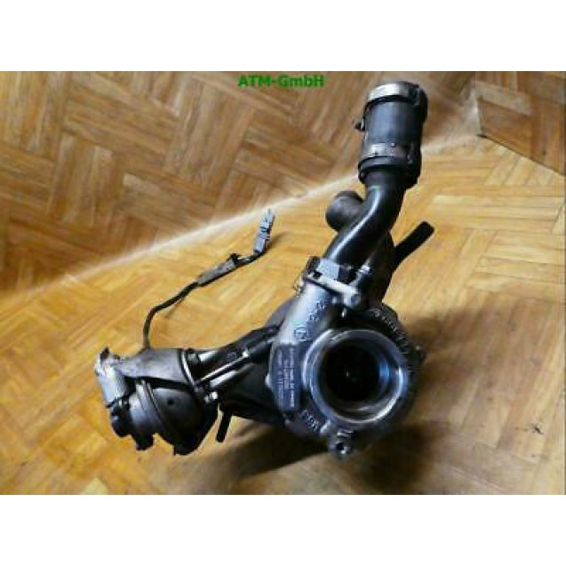 Turbolader Peugeot 407 Honeywell Garrett 9662301280
