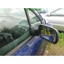 Außenspiegel Seitenspiegel elek. rechts Peugeot 307 3 türig schwarz unlackiert