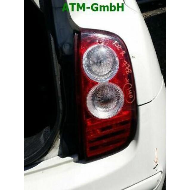 Bremsleuchte Bremslicht Rücklicht Rückleuchte Nissan Micra K12 3 türig rechts
