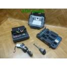 Steuergerät Zündschloss Schlüssel Sicherungskasten Peugeot 308 1,6Hdi 9664257580