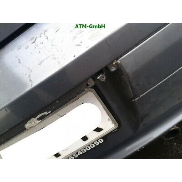 Stoßstange Tata Indica hinten Farbcode TAT733 Farbe Mica Grey Grau