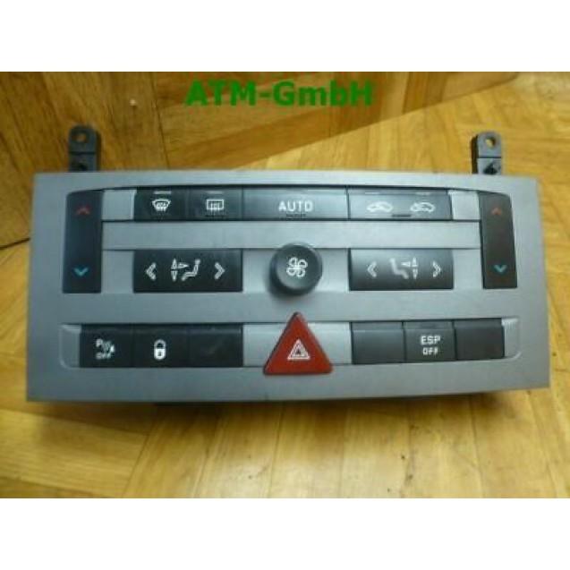 Heizungsbedienteil Warnblinker Peugeot 407 Visteon VP4PUH18C612FE