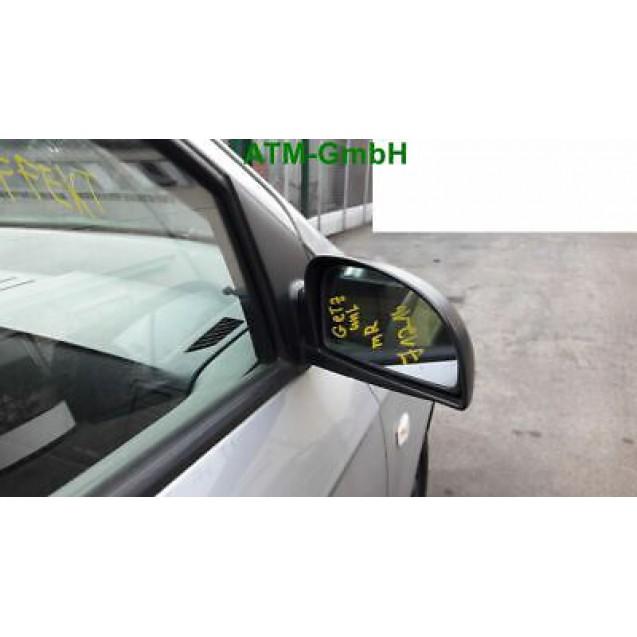 Außenspiegel Seitenspiegel rechts mechanisch unlackiert Hyundai Getz