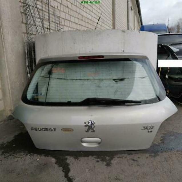 Heckklappe Peugeot 307 5 türig Farbcode ETSC Farbe Gris Gendre Metallic