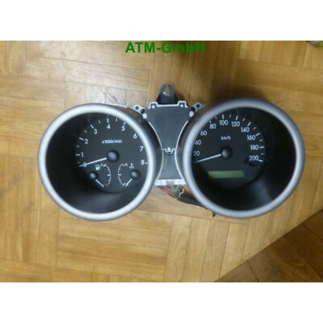 Tacho Kombiinstrument Tachometer Chevrolet Daewoo Kalos 96416699