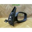Außenspiegel Seitenspiegel Renault Kangoo mechanisch rechts unlackiert