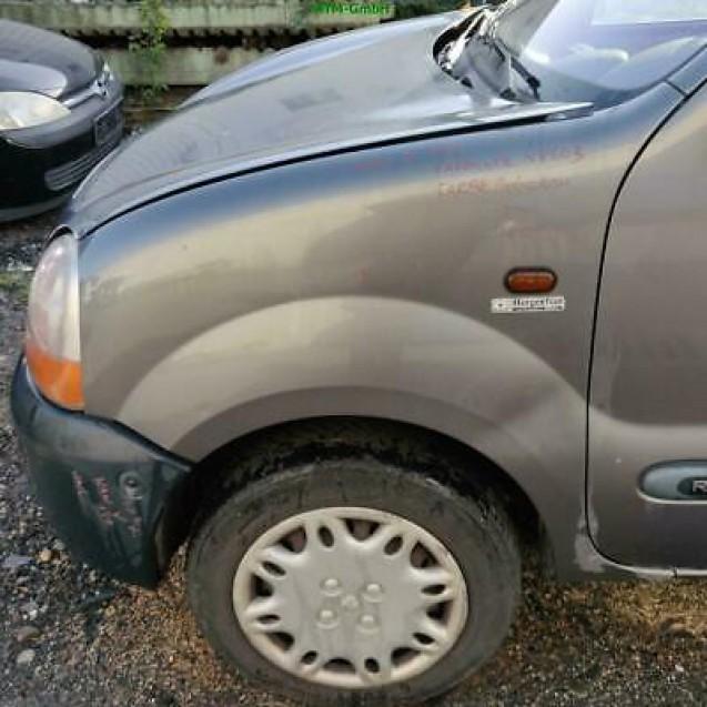 Kotflügel links Renault Kangoo Farbcode NV603 Gris Hologram Grau Metallic