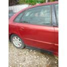 Tür hinten rechts Citroen C5 Limousine Farbcode EKQD rot