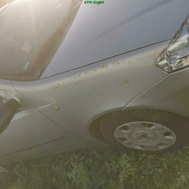 Kotflügel rechts Fiat Punto 2 II 188 Farbe Silber Grau