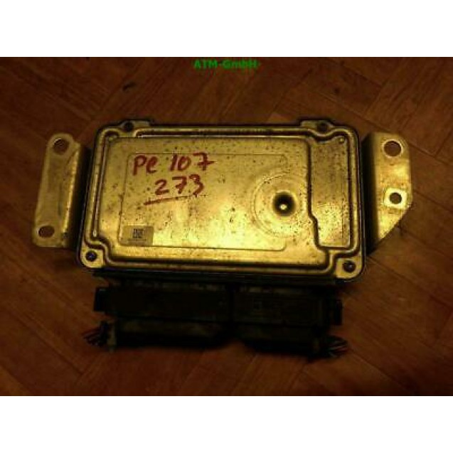 Motorsteuergerät Steuergerät Peugeot 107 Bosch 0261S04464 89661-0H070