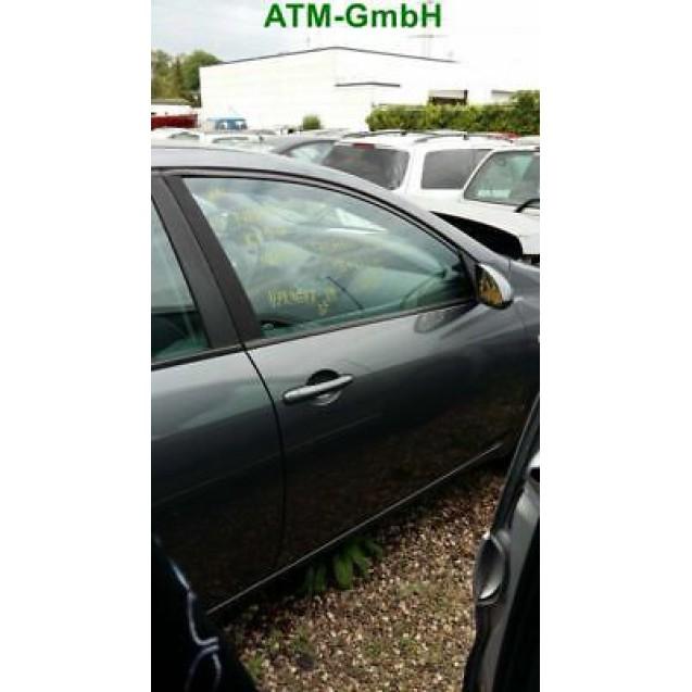 Tür vorne rechts Nissan Primera Kombi Farbcode KY5G Techno Grey Metallic Grau