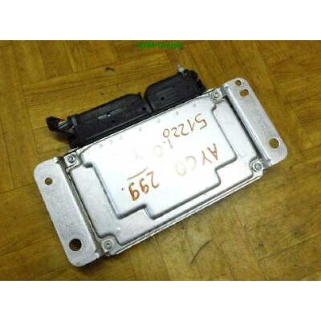 Motorsteuergerät Steuergerät Toyota Aygo Bosch 0261208702 89661-0H022