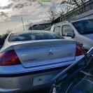 Heckklappe Peugeot 407 Farbcode EZRC Farbe Gris Grau Aluminium Metallic