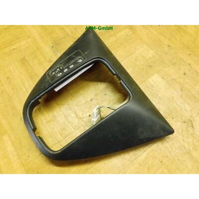 Blende Schaltkulisse Ganganzeige Einbaurahmen BMW X5 E53 51.16-8408029