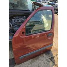 Tür vorne links Renault Kangoo Farbcode NV701 Rot Rouge Coquelicot Nacre