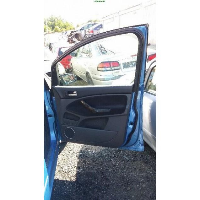 Tür Ford Focus C-Max Farbcode Q8 Farbe Bright Blue Blau vorne rechts