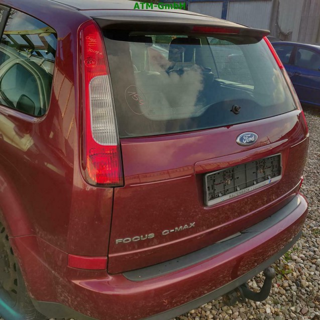 Heckklappe Ford Focus C-Max Farbcode 93 Rot
